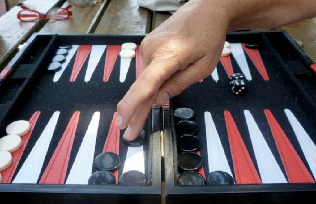 Backgammon for begyndere