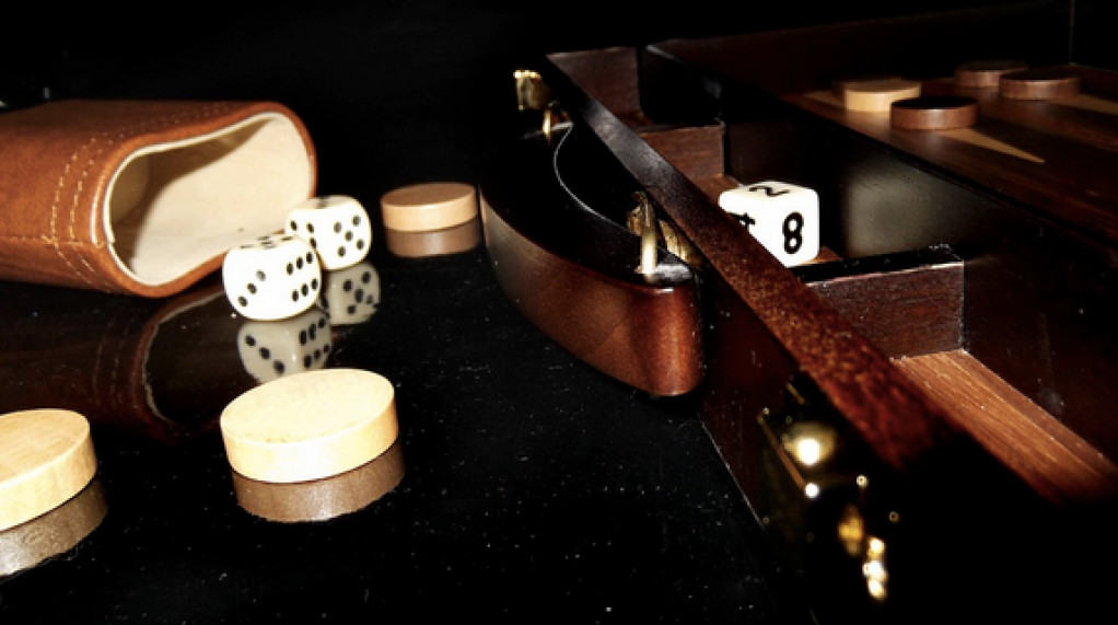 Bag om backgammon